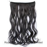 Qualitäts-lose einschlagwellen-synthetisches Haar-Kippen in der Haar-Extension