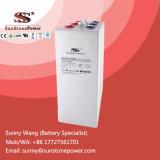 батарея геля цикла 2V 2000ah глубокая для с электрической системы решетки солнечной