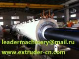 Экструзионная Линия LSG-90/33 для Производства ПЭ Трубы Ф75-250мм, 160-400мм.