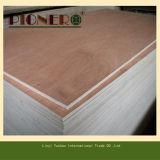 Madera contrachapada comercial del álamo de la madera contrachapada para los muebles del embalaje