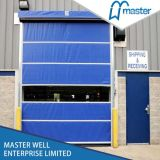 Automatic ad alta velocità Roll su Door/High Speed Roller Door/Rapid Rolling Door/Fast Speed Roller su Garage Door