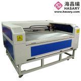 máquina de estaca do laser 120W para coxins do carro/sacos de couro