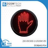 Módulo de Semáforo LED de Mão Vermelho