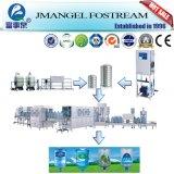 Automatización estable del funcionamiento relleno de 5 galones y máquina del lacre