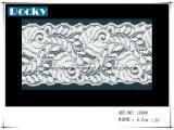 Testi fissi stretti dentellare elastici del merletto con la migliore larghezza 18cm di prezzi