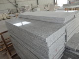 Natural bon marché Grey Granite pour Tile, Slabs, Countertops