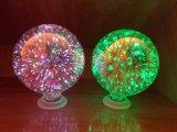 2016 de Kleurrijke Lamp van de Nieuwe LEIDENE van het Product Bol van het Vuurwerk E27