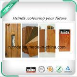 Покрытие порошка влияния стандартного домашнего украшения RoHS высокого качества деревянное
