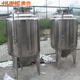 Serbatoio di putrefazione della birra/bevanda dell'acciaio inossidabile (fermento)