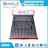 Calefator de água solar do aço inoxidável de Thermosyphon