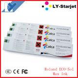 Cartucho de tinta 440ml de Eco Sovent para o cartucho máximo de Eco-Solenóide de Roland