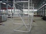 Diagonais duráveis seguras do andaime de Cuplock para a construção