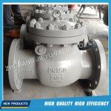 Válvula de verificação do balanço de Wcb da boa qualidade de Pn25 Dn80
