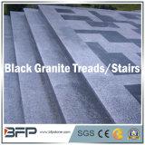Granito Steps&Risers/Stairs/Treads das vendas por atacado para o interior e o exterior