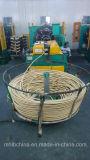 Le fil d'acier a tressé le boyau hydraulique couvert par caoutchouc renforcé (SAE100 R2-10at)/boyau en caoutchouc