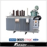1500kVA Three Phaseポーランド人Mounted Voltage Regulator