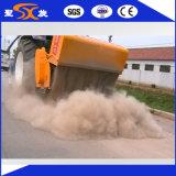Máquina de la fricción y de la limpieza del camino