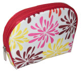 Geometrisches Print Cute Small Promotional Cosmetic Pouch für Girls