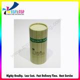 El OEM redondo del rectángulo de papel del grado superior acogió con satisfacción el tubo de empaquetado del cilindro