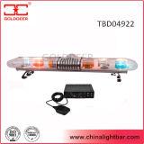 Licht van de Waarschuwing van de Staaf van de Rotator van de auto het Lichte met Duidelijke Dekking (TBD04922)