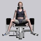Equipamento da aptidão/equipamento da ginástica para o abdutor Hip (SMD-1009)