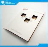 Impressão relativa à promoção do catálogo com cortar