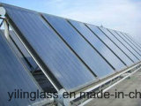 Geharde Photovoltaic Glass met 3.2mm 4mm Mistlite Design