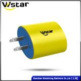 많은 색깔 5V 1.0A 이동 전화 Charger/USB 충전기