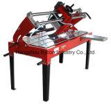 Machine de découpage de tuile de longueur de coupure de la déchirure DTS-1200/coupeur tuile 1200mm maximaux électriques de manuel/main pour en céramique