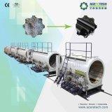 Máquina de la protuberancia del tubo de HDPE/PP/LDPE/PPR/Pert/PVC/PE para la venta