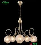 Runde LED hängende Beleuchtung des Esszimmer-