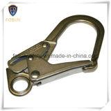 Crochet de rupture d'acier allié du verrouillage d'individu de placage de zinc