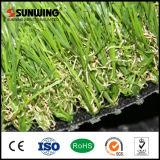 Gramado artificial barato melhor chinês do jardim dos fornecedores com teste à prova de fogo