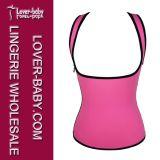 Yoga-Schweiß Shapewear Bodyshaper Sports Taillen-Kursleiter (L42657-2)