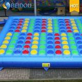 Gioco gonfiabile di sport del gioco gonfiabile gigante di torsione 3D sulla vendita