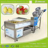 Machine de séchage de lavage de légume fruit d'automatisation
