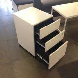 Gabinete de armazenamento de aço móvel moderno do escritório