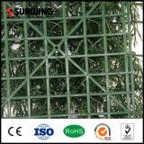 Barriera artificiale decorativa della rete fissa del foglio del giardino