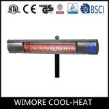 Calefator ao ar livre do pátio do calefator de Infrated para a área de espera