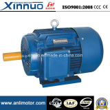 Ie2 Y 7.5HP/10HP Series Three Phase Electric Motor Pvoc 세륨