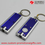 Farbiges Plastik-LED-Fackel Keychain Förderung-Andenken-Geschenk