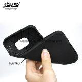 Caixa de borracha Shockproof do telefone da armadura de Shs para a borda de Samsung S7