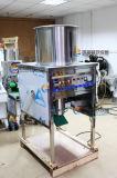 De Huid die van het Knoflook van het Vlekkenmiddel van de Huid van het Knoflook van de Machine van de Schil van het Knoflook van het Schilmesje van het knoflook Machine verwijderen