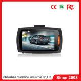 Macchina fotografica manuale DVR G30 dell'automobile con il G-Sensore