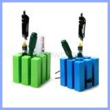 Silikon-Draht-Halterung-Kabel-Netzkabel-Draht-Organisator-Gummischreibtisch-Kopfhörer-Draht-Klipp