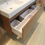 Gabinete plástico feito sob encomenda do espelho do banheiro da caixa do altofalante do gabinete da modelagem por injeção