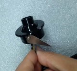 Mini diodo emissor de luz do diodo emissor de luz ajustável sob a luz do armário