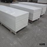 20MM بيع الساخن الجليدية الابيض الاكريليك ورقة السطحية الصلبة
