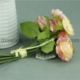 Букета Ranunculus 8 головок цветок декоративного искусственний (SF12498/8)
