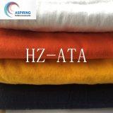 Tissu de flanelle estampé par coton 100% ordinaire de vente en gros